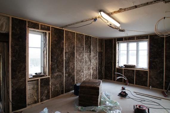 Nyt køkken, køkken, renovering, tømrer, tømrermester, tømrerarbejde