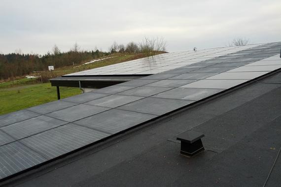 solceller, sjælland, stevns, tømrer, byggeri, miljø, solvarme, kernebyg
